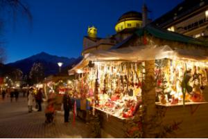 クリスマスマーケット – Il mercatino di Natale
